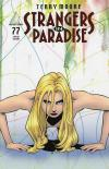 Strangers in Paradise #77 Comic Books - Covers, Scans, Photos  in Strangers in Paradise Comic Books - Covers, Scans, Gallery
