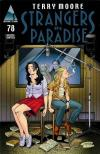 Strangers in Paradise #78 comic books - cover scans photos Strangers in Paradise #78 comic books - covers, picture gallery