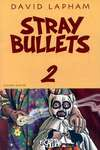 Stray Bullets #2 comic books - cover scans photos Stray Bullets #2 comic books - covers, picture gallery