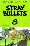 Stray Bullets #8 comic books for sale