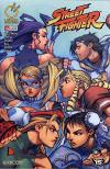 Street Fighter #13 comic books for sale