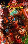 Street Fighter #8 comic books for sale