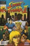 Street Fighter II #5 comic books for sale