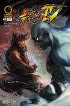 Street Fighter IV #4 comic books for sale