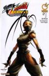Street Fighter Legends: Ibuki comic books