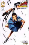 Street Fighter Legends: Ibuki #3 comic books for sale