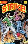 Strike! #2 comic books - cover scans photos Strike! #2 comic books - covers, picture gallery