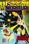 Strikeforce: Morituri #25 comic books for sale