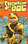 Strontium Dog #1 comic books - cover scans photos Strontium Dog #1 comic books - covers, picture gallery