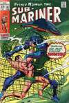 Sub-Mariner #10 comic books - cover scans photos Sub-Mariner #10 comic books - covers, picture gallery