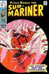 Sub-Mariner #11 comic books - cover scans photos Sub-Mariner #11 comic books - covers, picture gallery