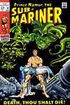 Sub-Mariner #13 comic books - cover scans photos Sub-Mariner #13 comic books - covers, picture gallery