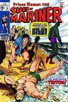Sub-Mariner #18 comic books - cover scans photos Sub-Mariner #18 comic books - covers, picture gallery