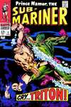 Sub-Mariner #2 Comic Books - Covers, Scans, Photos  in Sub-Mariner Comic Books - Covers, Scans, Gallery