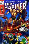 Sub-Mariner #21 comic books - cover scans photos Sub-Mariner #21 comic books - covers, picture gallery