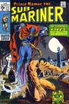 Sub-Mariner #22 comic books - cover scans photos Sub-Mariner #22 comic books - covers, picture gallery