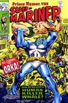 Sub-Mariner #23 comic books - cover scans photos Sub-Mariner #23 comic books - covers, picture gallery