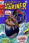 Sub-Mariner #24 comic books - cover scans photos Sub-Mariner #24 comic books - covers, picture gallery