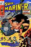 Sub-Mariner #28 comic books - cover scans photos Sub-Mariner #28 comic books - covers, picture gallery