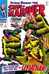 Sub-Mariner #3 comic books - cover scans photos Sub-Mariner #3 comic books - covers, picture gallery