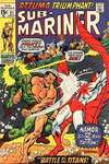 Sub-Mariner #31 comic books - cover scans photos Sub-Mariner #31 comic books - covers, picture gallery