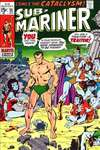 Sub-Mariner #33 comic books - cover scans photos Sub-Mariner #33 comic books - covers, picture gallery