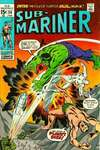 Sub-Mariner #34 comic books - cover scans photos Sub-Mariner #34 comic books - covers, picture gallery