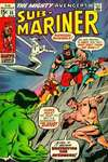 Sub-Mariner #35 comic books - cover scans photos Sub-Mariner #35 comic books - covers, picture gallery