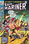 Sub-Mariner #36 comic books - cover scans photos Sub-Mariner #36 comic books - covers, picture gallery