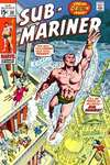 Sub-Mariner #38 comic books - cover scans photos Sub-Mariner #38 comic books - covers, picture gallery