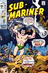 Sub-Mariner #39 comic books - cover scans photos Sub-Mariner #39 comic books - covers, picture gallery