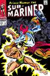 Sub-Mariner #4 comic books - cover scans photos Sub-Mariner #4 comic books - covers, picture gallery