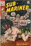 Sub-Mariner #41 comic books - cover scans photos Sub-Mariner #41 comic books - covers, picture gallery