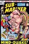 Sub-Mariner #43 comic books - cover scans photos Sub-Mariner #43 comic books - covers, picture gallery