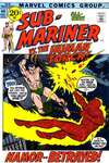Sub-Mariner #44 comic books - cover scans photos Sub-Mariner #44 comic books - covers, picture gallery