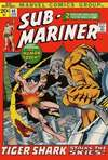 Sub-Mariner #45 comic books - cover scans photos Sub-Mariner #45 comic books - covers, picture gallery