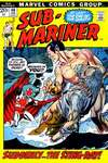 Sub-Mariner #46 comic books - cover scans photos Sub-Mariner #46 comic books - covers, picture gallery