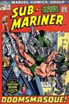 Sub-Mariner #47 comic books - cover scans photos Sub-Mariner #47 comic books - covers, picture gallery