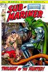 Sub-Mariner #48 comic books - cover scans photos Sub-Mariner #48 comic books - covers, picture gallery