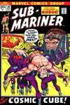 Sub-Mariner #49 comic books - cover scans photos Sub-Mariner #49 comic books - covers, picture gallery