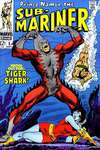 Sub-Mariner #5 Comic Books - Covers, Scans, Photos  in Sub-Mariner Comic Books - Covers, Scans, Gallery