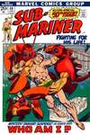 Sub-Mariner #50 comic books - cover scans photos Sub-Mariner #50 comic books - covers, picture gallery