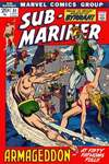 Sub-Mariner #51 comic books - cover scans photos Sub-Mariner #51 comic books - covers, picture gallery