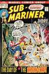 Sub-Mariner #53 Comic Books - Covers, Scans, Photos  in Sub-Mariner Comic Books - Covers, Scans, Gallery