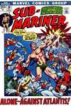 Sub-Mariner #56 comic books - cover scans photos Sub-Mariner #56 comic books - covers, picture gallery