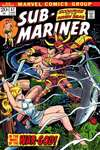 Sub-Mariner #57 comic books for sale