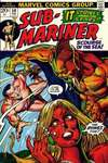 Sub-Mariner #58 comic books - cover scans photos Sub-Mariner #58 comic books - covers, picture gallery