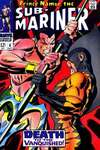 Sub-Mariner #6 comic books - cover scans photos Sub-Mariner #6 comic books - covers, picture gallery