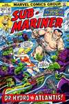 Sub-Mariner #62 comic books - cover scans photos Sub-Mariner #62 comic books - covers, picture gallery