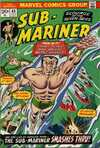 Sub-Mariner #63 comic books - cover scans photos Sub-Mariner #63 comic books - covers, picture gallery